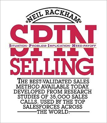 [CD] Spin Selling By Rackham, Neil/ Kalomeer, Bob